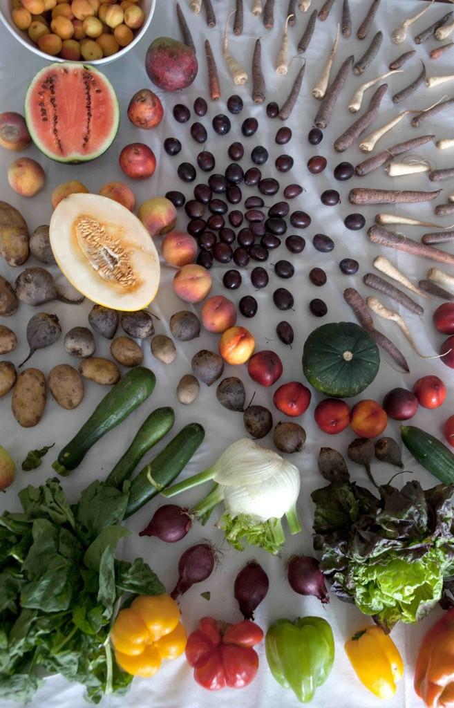 Abgeschriebene Lebensmittel_Tischbild_CRAFiedler